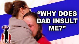 Dad Calls His Daughter a B**ch | Supernanny
