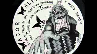 Major Malfunction - Night Sounds (original demo version,1991)