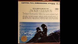 Today's Romantic Hits For Lovers Only Jackie Gleason Reel To Reel Tape Video