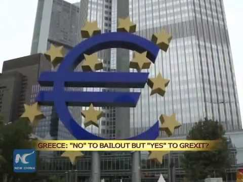 "Greece: ""No"" to bailout but ""Yes"" to Grexit?"