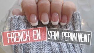 TUTO Pas-à-pas French en Semi-Permanent | Melissa Easy Nails
