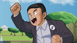 Gohan For President! Yang2020 Path To Presidency: Story Mode