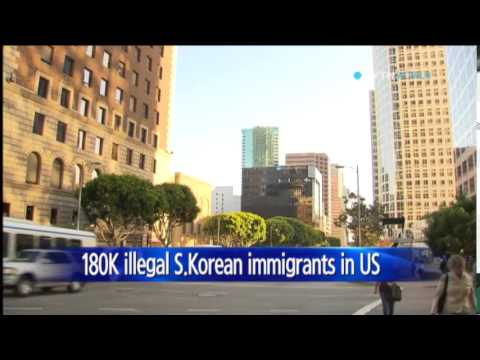 180,000 illegal immigrants in US are from S.Korea: US report / YTN