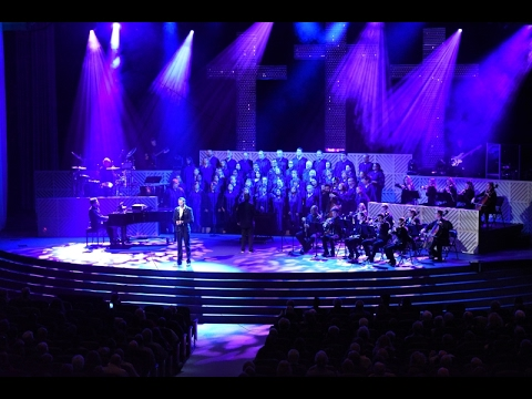 """The Lord's Prayer"" featuring Mark Williams with the WOWorship Choir & Orchestra"