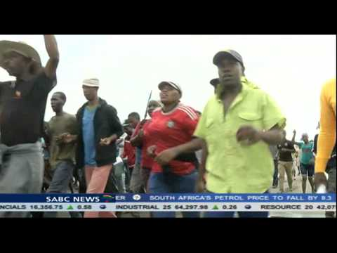 Rustenburg Residents Matched To Amplats To Demand Job Opportunities