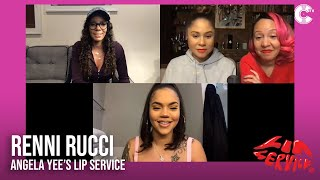 Subscribe to CinematicTV for more: http://bit.ly/SubscribeCinematic Subscribe to Angela Yee: http://bit.ly/SubscribeAngelaYee Follow Renni Rucci: Instagram: ...