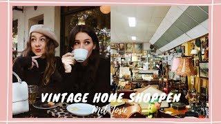 VINTAGE HOME SHOPPEN met Josie! o Vintage Week