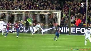 Lionel Messi - 100 Best Goals  [Part 1 - 3] ligasampiona.rs