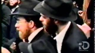 Raw Footage: Motzei Shabbos Naso, Yud Beis Sivan, 5751