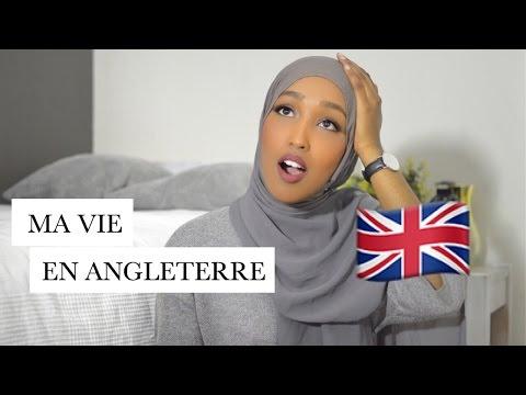 Ma vie en Angleterre + Différence avec la France 🇬🇧