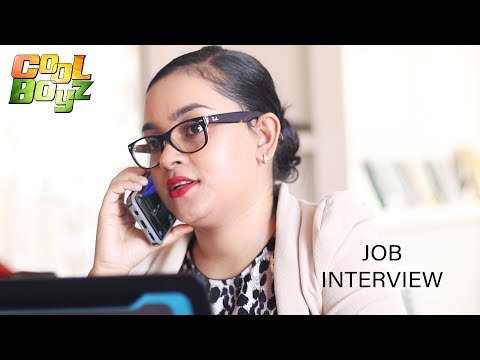 Job Interview - CoolBoyz (Guyanese Jokes) - (Caribbean Jokes)