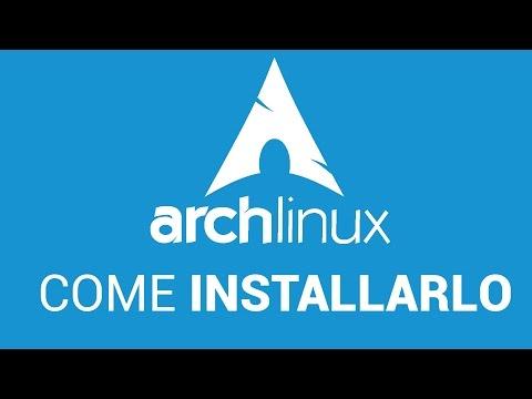 Installare Arch Linux in 10 minuti [GUIDA]