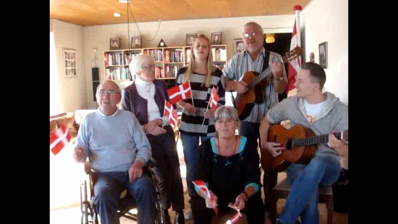 Johansens Fødselsdagssang (Danish Birthday Song)