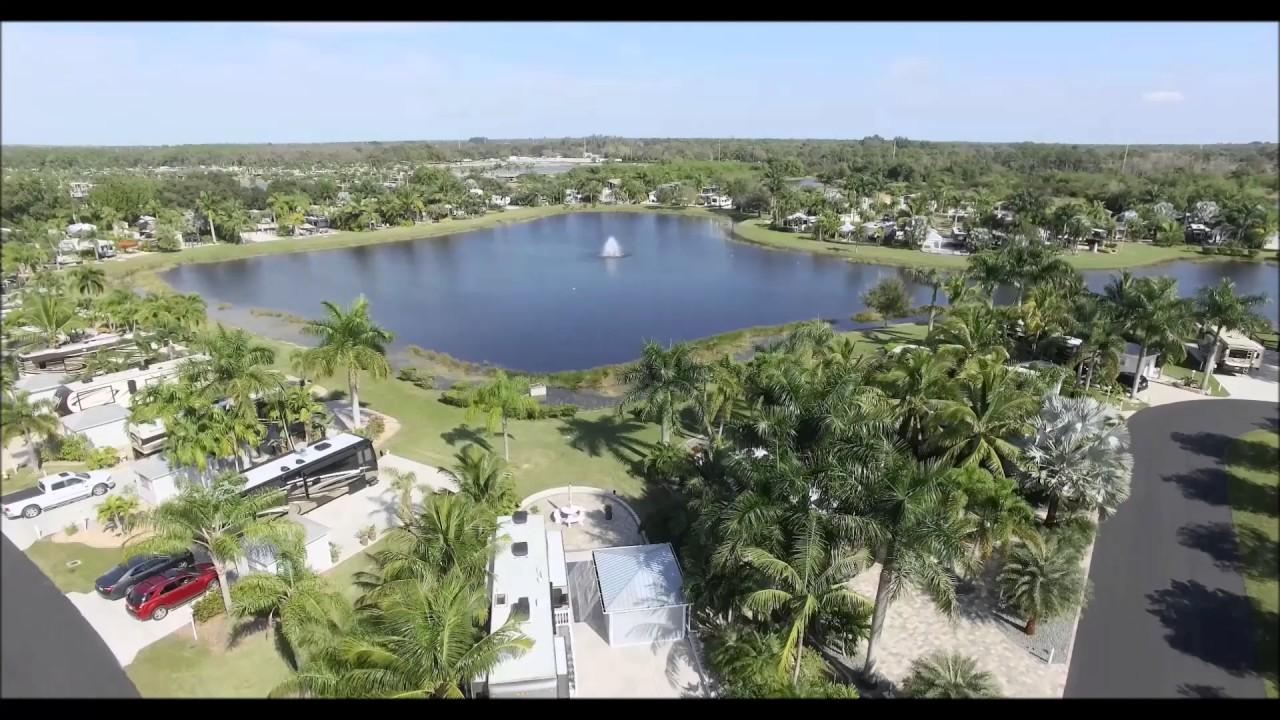 Cypress Woods Rv Resort 5551 Luckett Rd Fort Myers