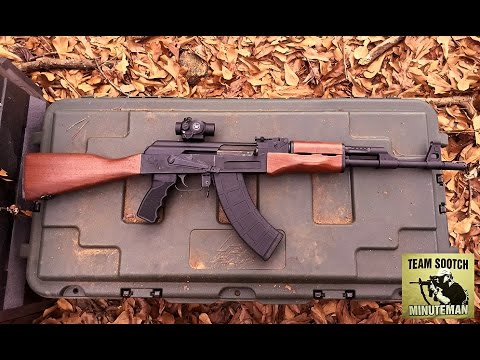 C39 V2 U.S. Made AK-47 Review