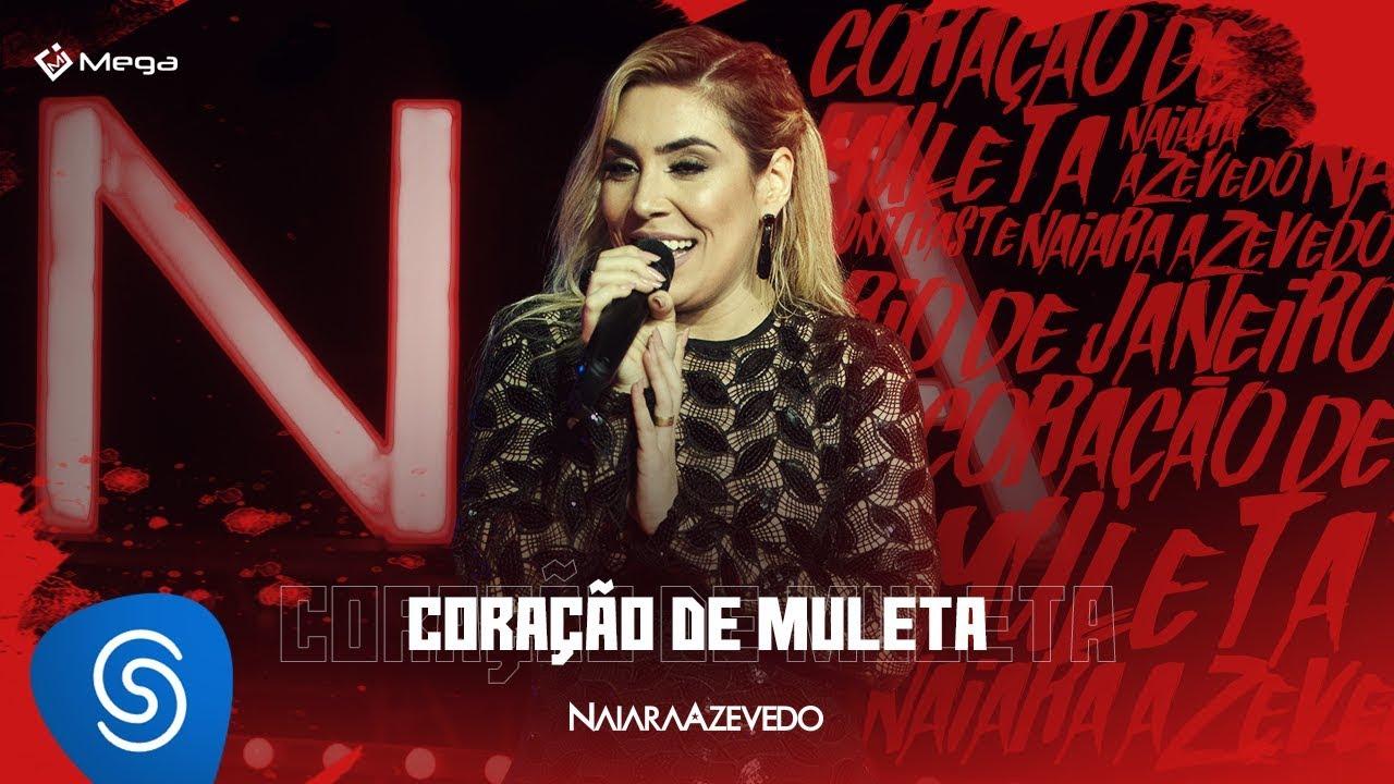 Música Coração de Muleta – Naiara Azevedo (2017)