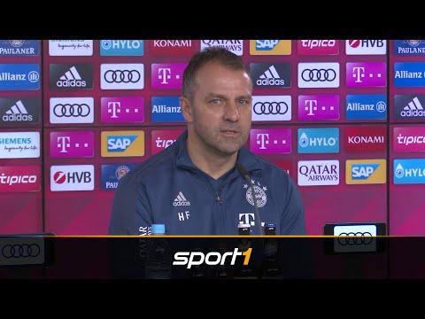 Lewandowski-Vertreter im Sturm: Flick nennt Optionen   SPORT1
