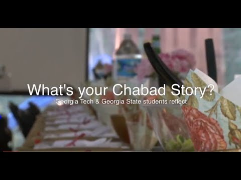 Video: What's your Chabad Story? Shabbat 250 2017 - Rohr