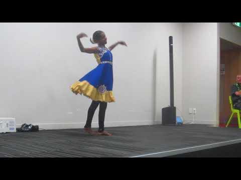 2018 Fickling Centre Seniors Showcase: Medha Bandari dance excerpt