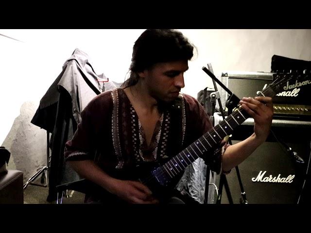 Xiat - Ente Hostil (Unofficial Guitar Playthrough)