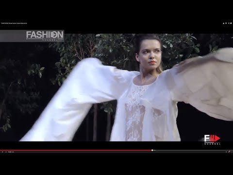 """PARTHENIS"" Bridal Fashion Week Athens 2014 by Fashion Channel"