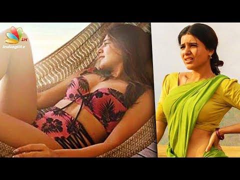 Samantha Akkineni in a bikini creates controversy | Hot Tamil Cinema News