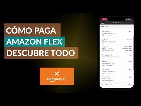 Cómo Paga Amazon Flex - Descubre todo Sobre su Forma de Pago