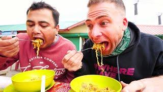Traditional KHASI FOOD in Meghalaya + Waterfalls in Cherrapunjee | Sohra, Meghalaya, India