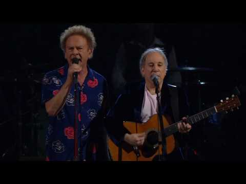 Simon & Garfunkel - The Sound of Silence - Madison Square Ga