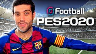 Pro Evolution Soccer 2020 gameplay FINAL, esse ano vai bater o FIFA? Cristiano Ronaldo X Messi