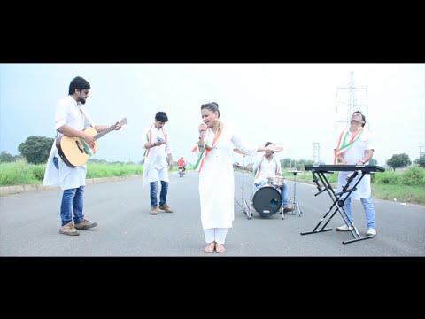 Vande Mataram A. R. Rahman(cover) by ROCKNAAMA