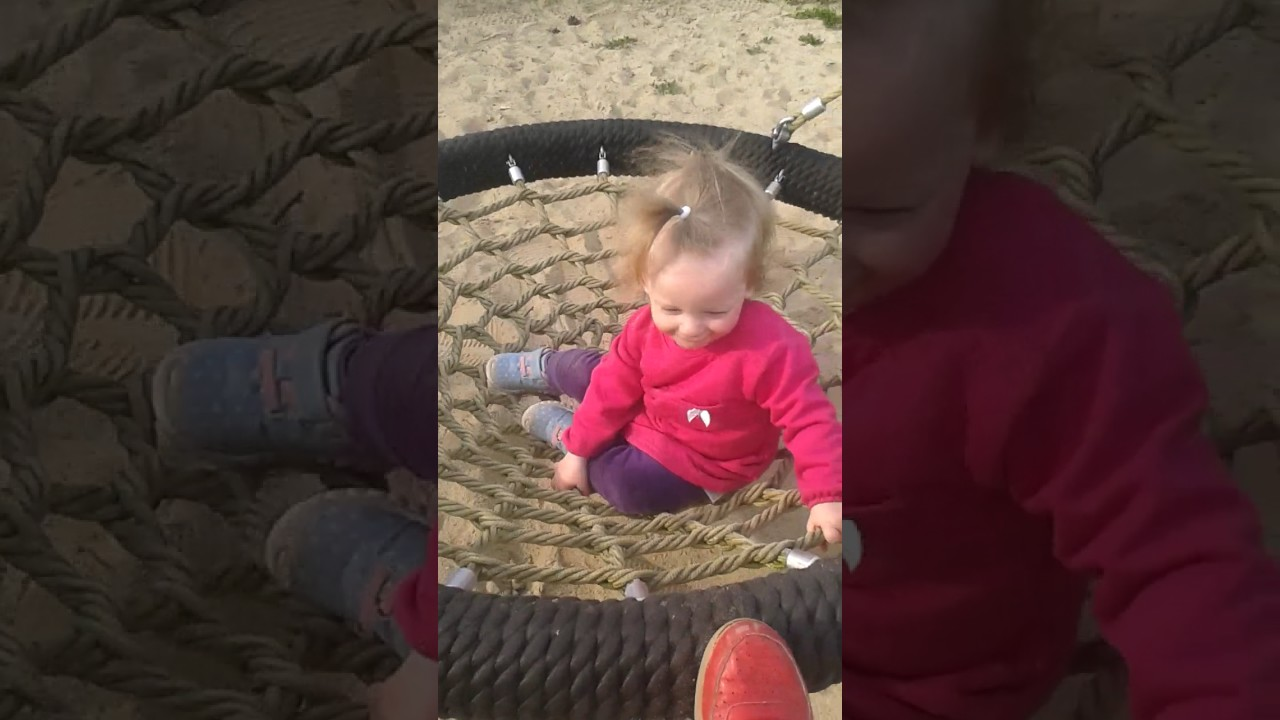 Fies Kleine Nichte muss herhalten