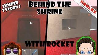 Roblox - Lumber Tycoon 2 - The Shrine Secrets w/ RocketVoltic1999
