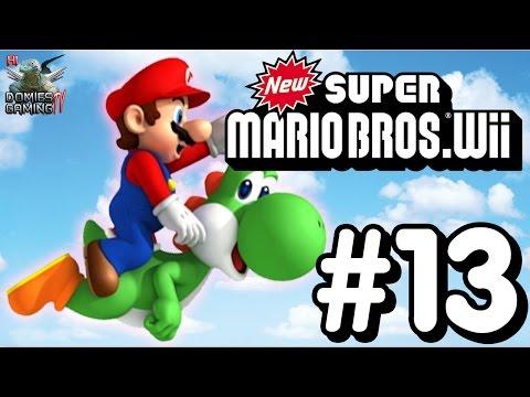 New Super Mario Bros. Wii # 13 ไม่มีชื่อตอน (นึกชื่อไม่ออกว่ะ)
