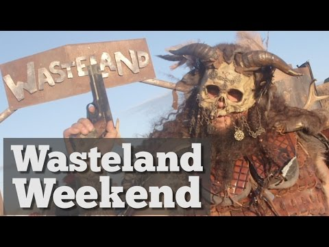 Ultimate Wasteland Weekend Travel Guide | DweebCast | OraTV
