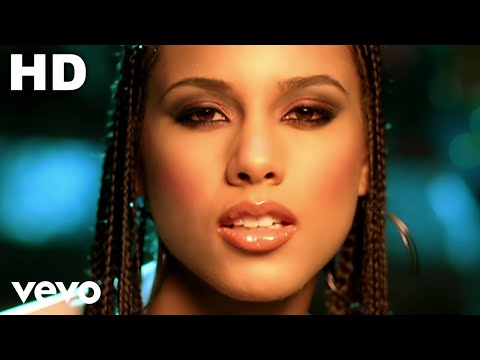 Alicia Keys - How Come You Don't Call Me (Video)
