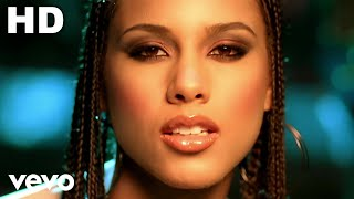 Смотреть клип Alicia Keys - How Come You Don'T Call Me