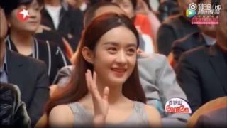 [Vietsub] Trịnh Khải chọc Triệu Lệ Dĩnh tại Thịnh Điển Drama thumbnail