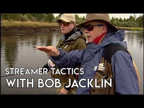 Streamer Fishing Tactics With Bob Jacklin