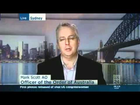 ABC News Breakfast interviews Mark Scott AO