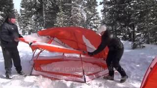 SlingFin HardShell Tent