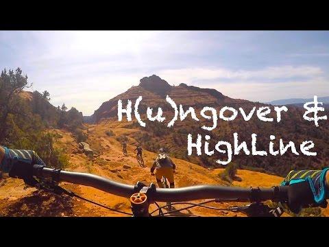 MTB Close Calls on Hangover and HighLine Trails | The Singletrack Sampler Takes on Sedona, AZ