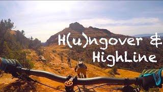 MTB Close Calls on Hangover and HighLine Trails   The Singletrack Sampler Takes on Sedona, AZ