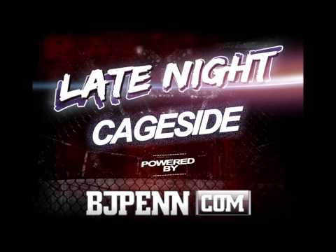 Latenight Cageside featuring Uriah Hall