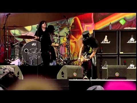 SLASH (feat. Myles Kennedy) - By The Sword @Live at Pinkpop 2010