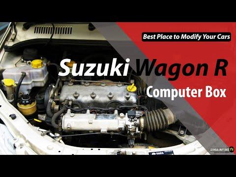 Suzuki Wagon R Computer Box | Suzuki Computer Box | Best Car Gadgets