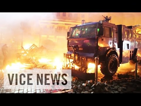 Revolution in Ukraine - A VICE News Dispatch