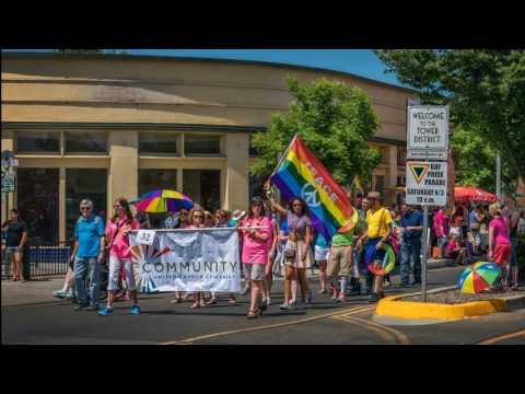 Community United Church of Christ - Pride Parade 2017