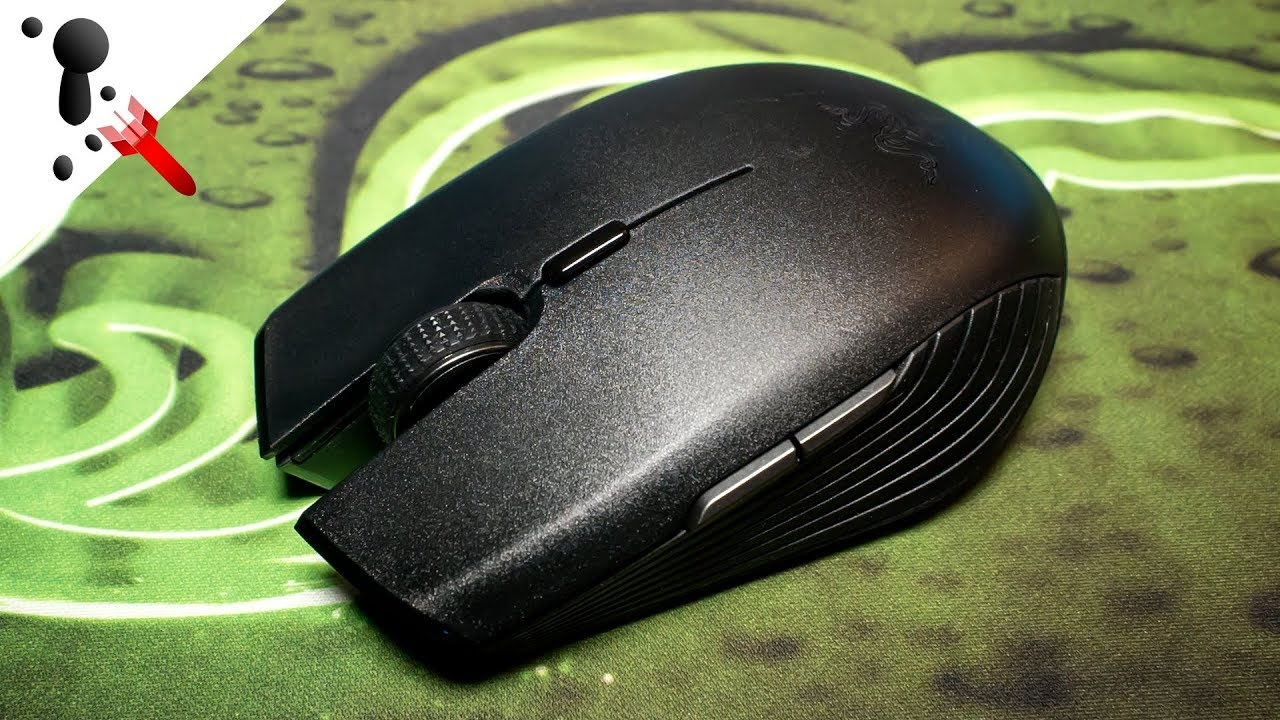 c82a37f8966 Razer Atheris Review (Wireless and Bluetooth Gaming Mouse) - YouTube