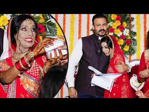 Vivek Oberoi's Grand And Lavish Gift To Acid Attack Survivor Lalita On Her Wedding